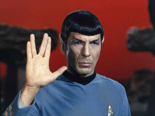 El futuro no es Star Trek
