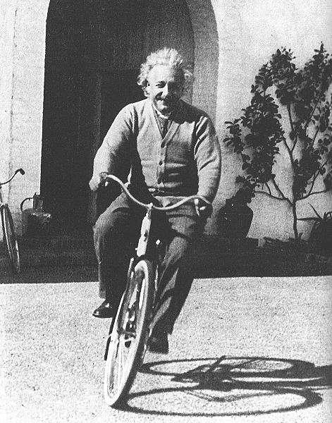 Soy un obrero del S XXI. (Einstein hubiese sido Einstein en este siglo????)