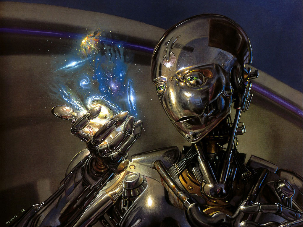 Cyborg fantasy