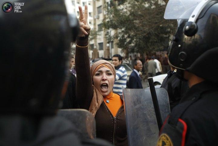 Magreb revolución